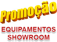 Promo��o - Equipamentos Showroom